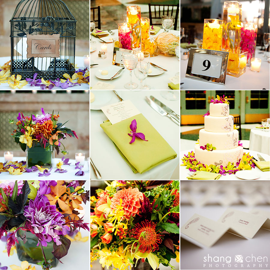 Indian American Wedding At The