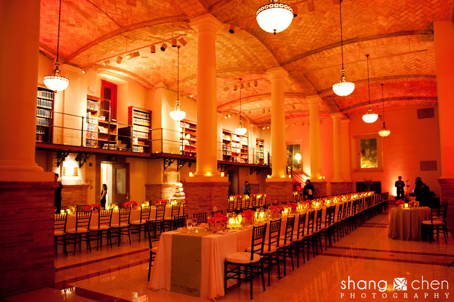 Lisa And Seth Married A Boston Public Library Wedding Saavedra