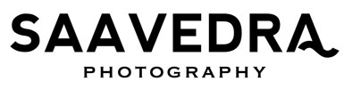 Saavedra Photography, a photographer based in NYC logo